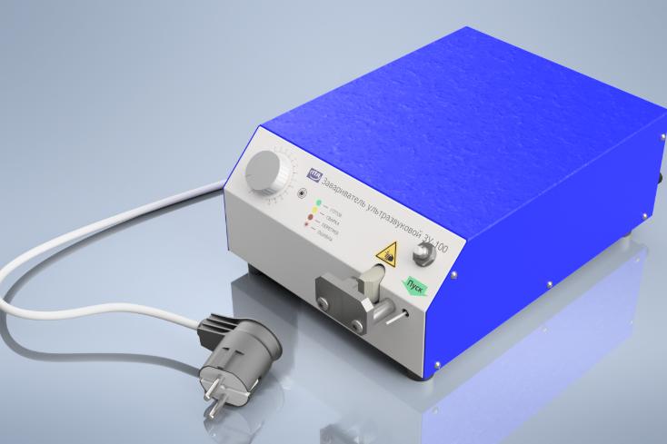 Запаиватель ультразвуковой ЗУ-100