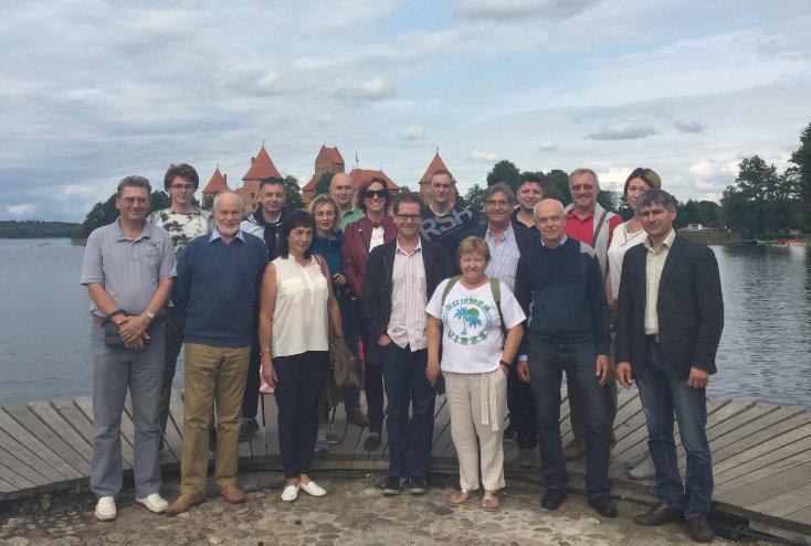 Рабочая встреча с участниками проекта TUMOCS