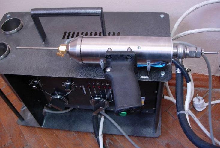 Технология газодинамического напыления (ГДН)